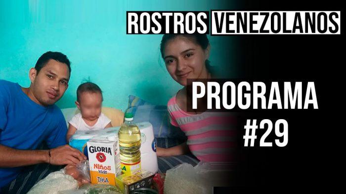 programa 29 ayuda para venezolanos en peru