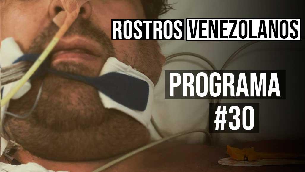 Programa 30 rostros venezolanos