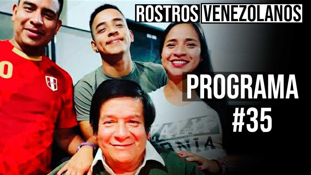 Programa 35 rostros venezolanos