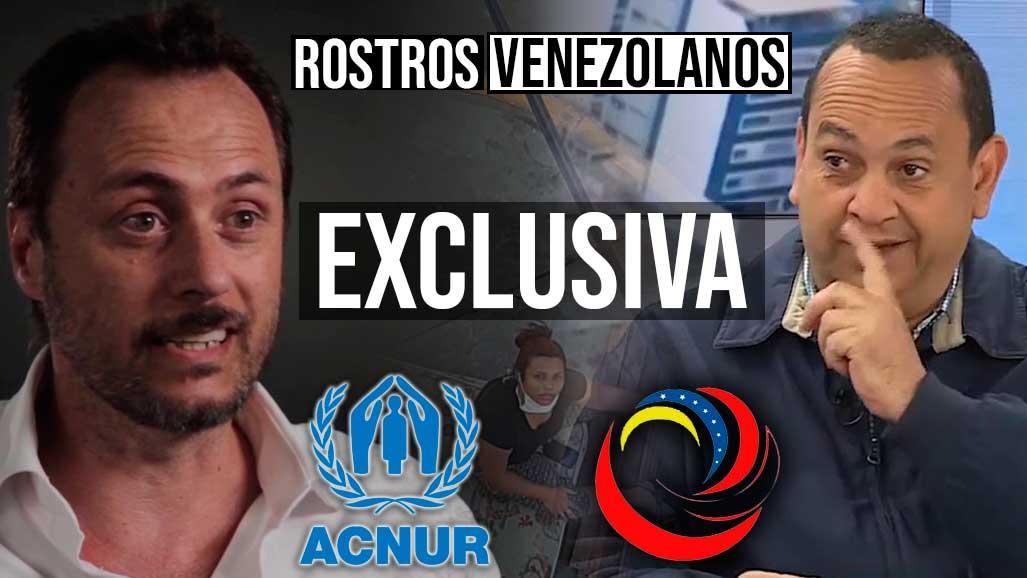 Federico agusti acnur venezolanos perú