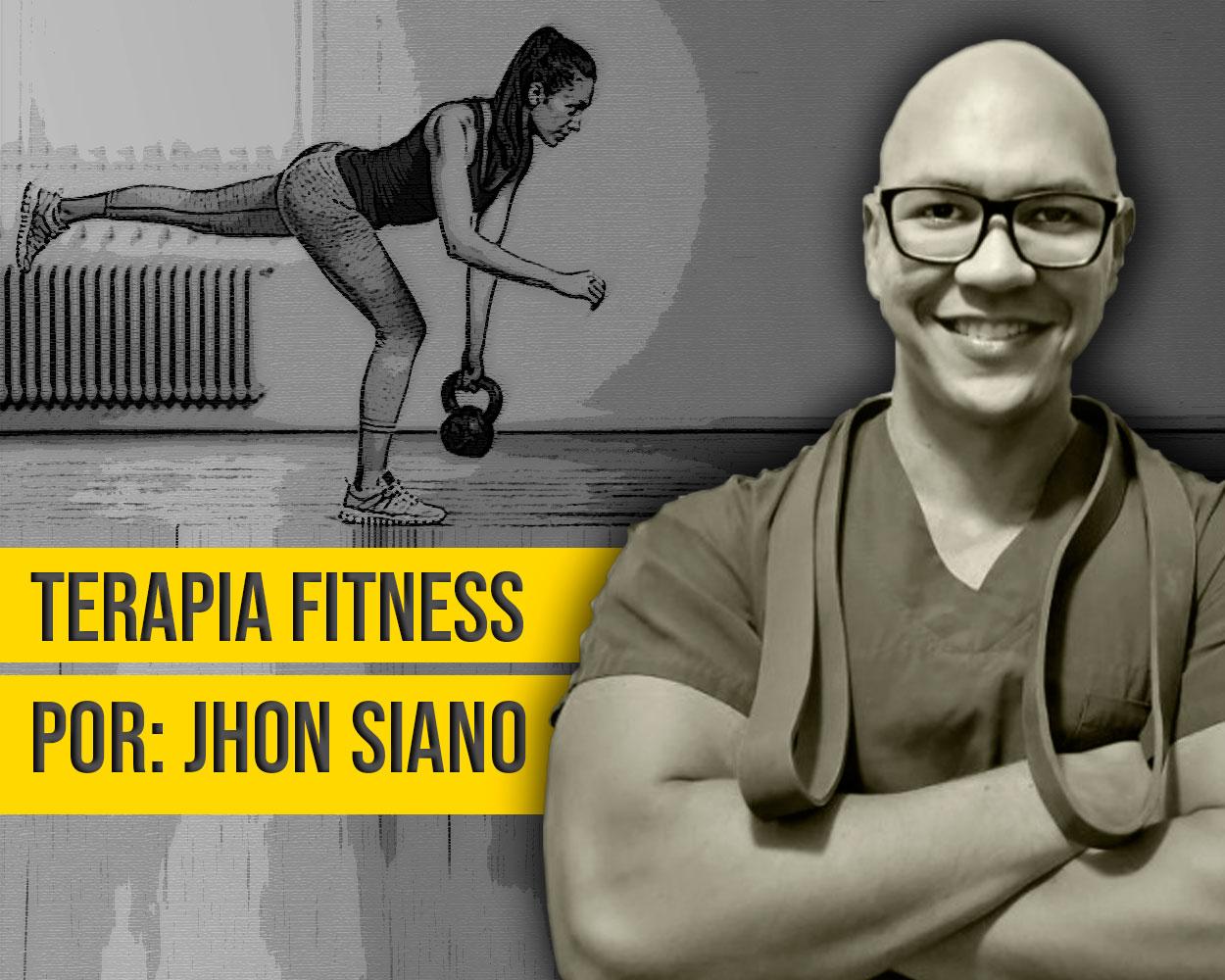 Jhonaiker Siano entrenamiento funcional