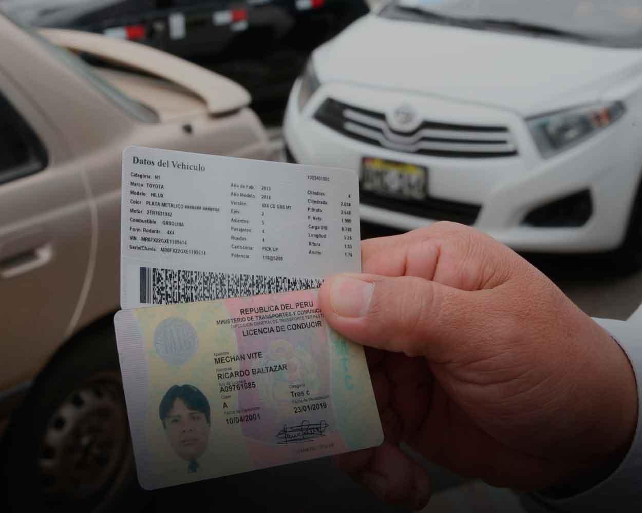 venezolanos licencias de conducir pendientes de recojo