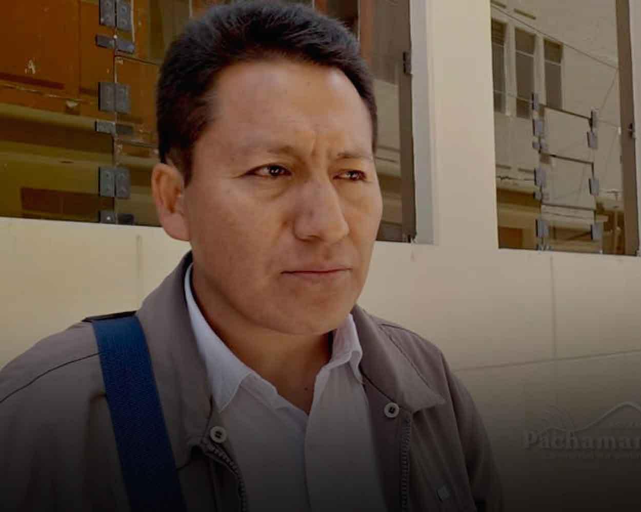 orlando arapa congresista peruano venezolanos