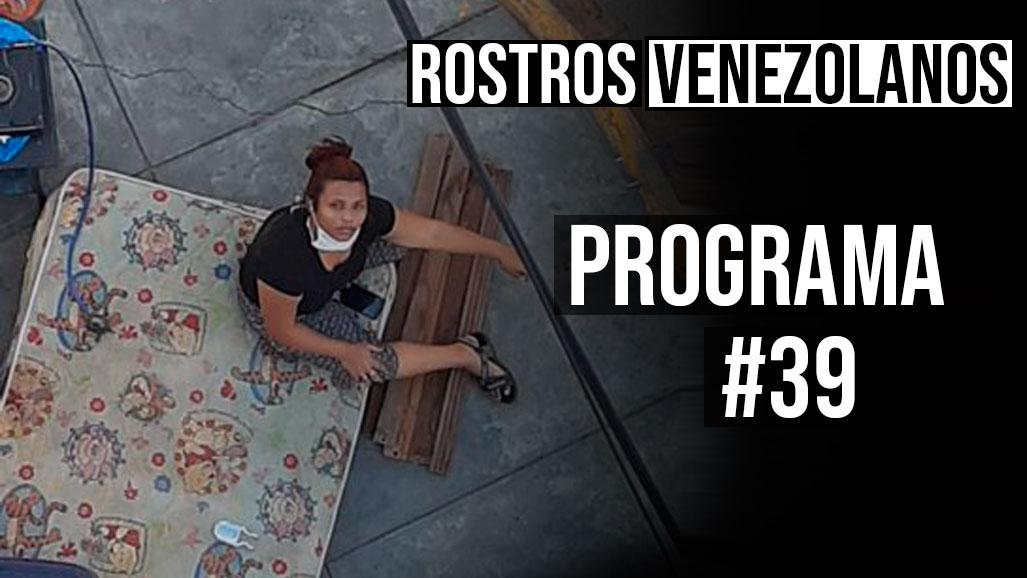 Programa 39 rostros venezolanos