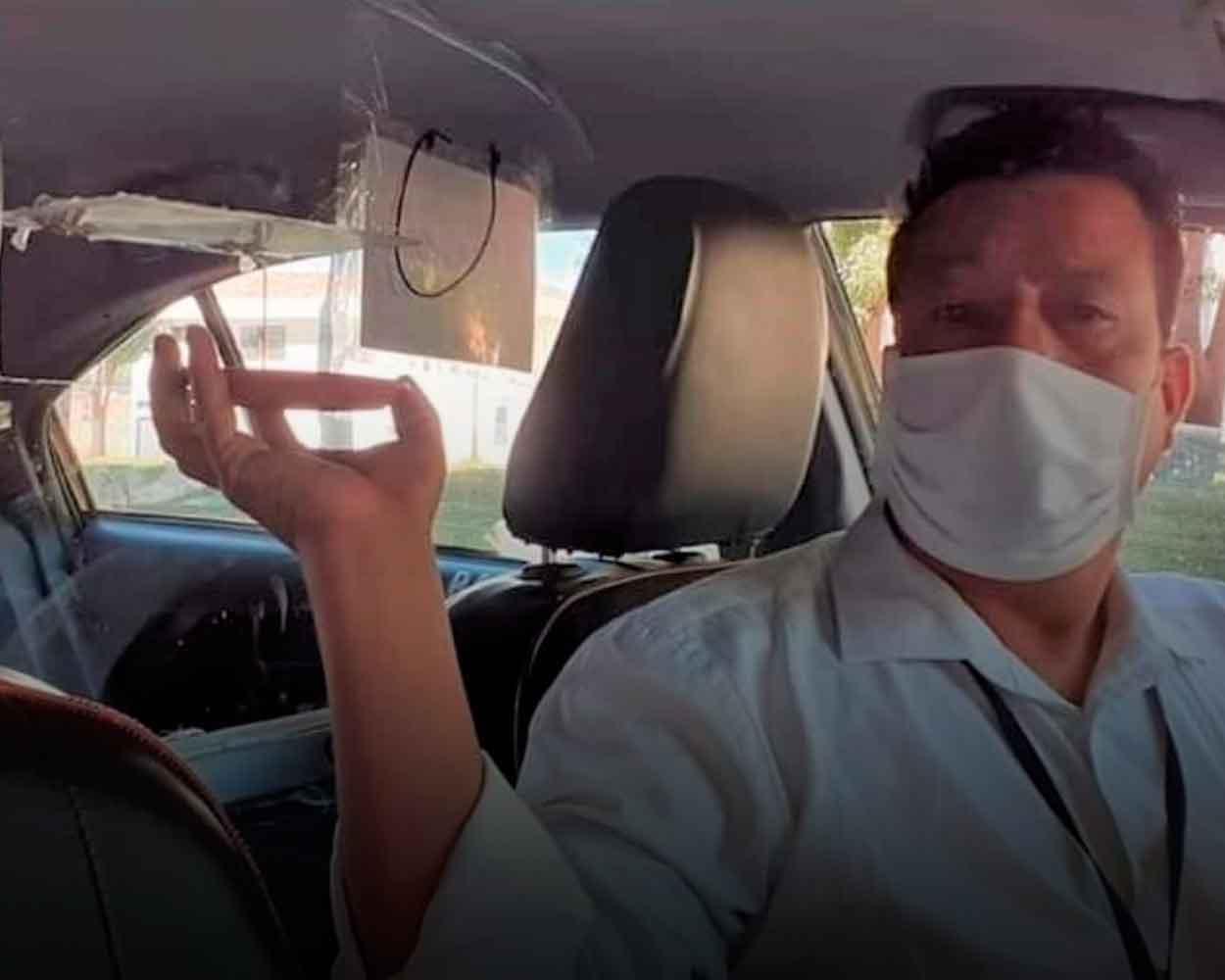taxistas venezolanos en peru