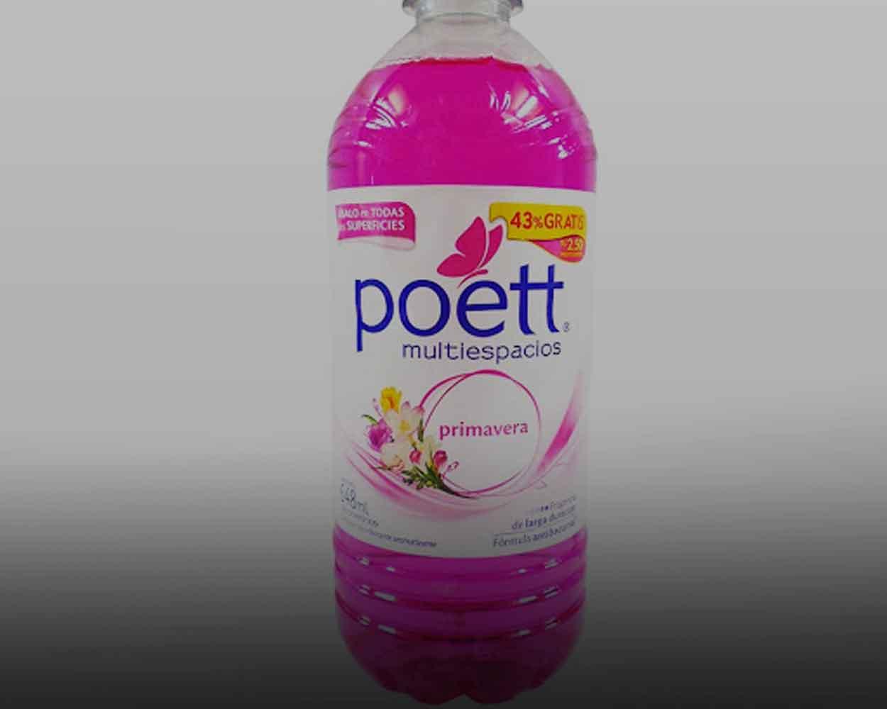 poett desinfectante peru