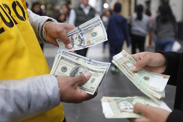 Dólar en Perú