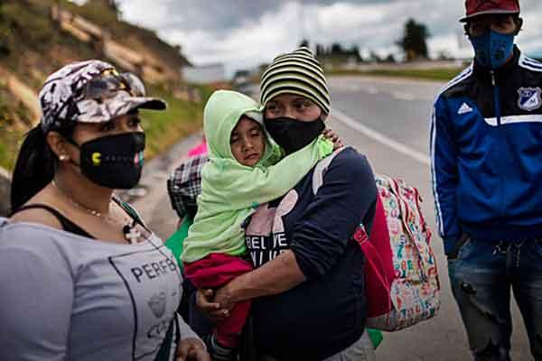 Cpp venezolanos en peru