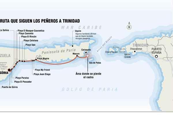 trinidad y tobago venezolanos