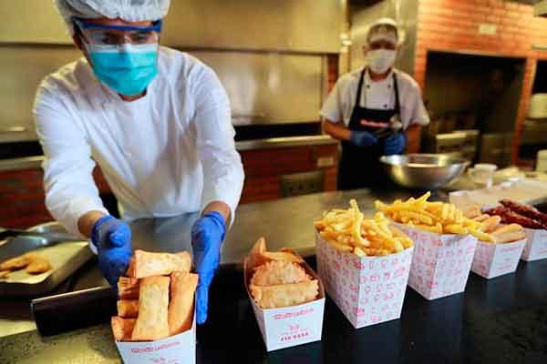restaurantes peruanos abrir cuarentena