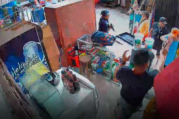 venezolano asesinado Trujillo Peru
