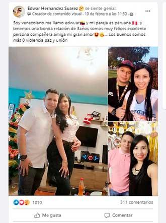 Venezolanos y peruanos 2