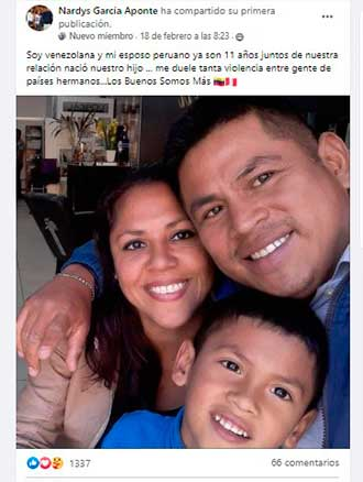 Venezolanos y peruanos 4