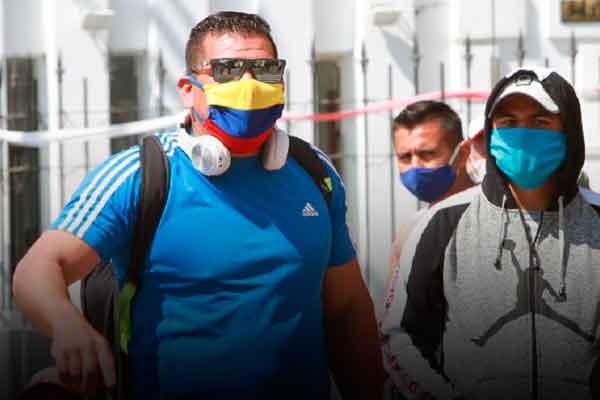 Cuántos venezolanos Perú 2021