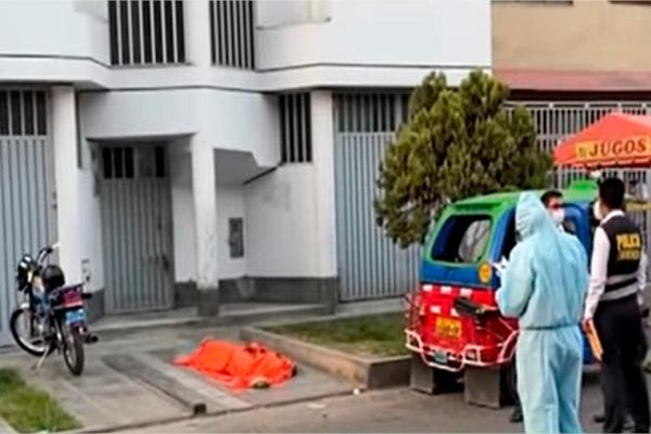 Venezolano asesinado Perú Lesama