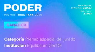 Premio Equilibrium Cende Perú
