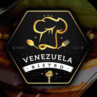 Venezuela bistró logo los Olivos Lima