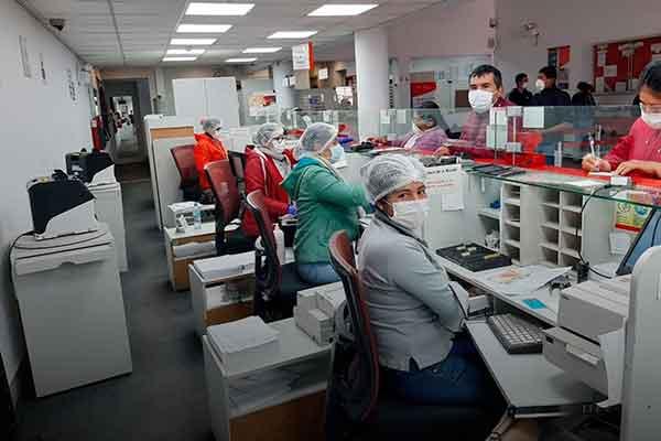 Empleos sector público venezolanos Perú