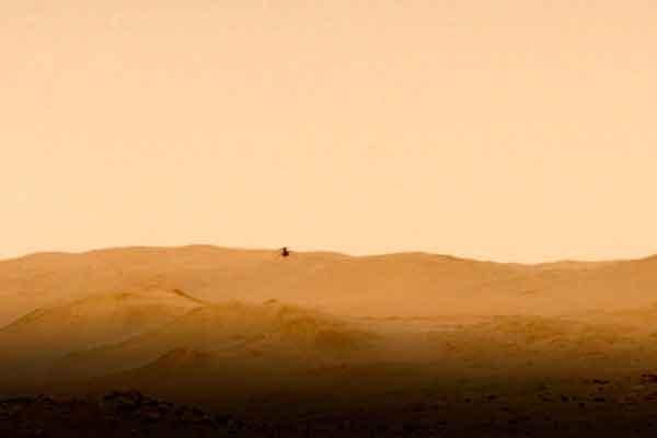 Sonido Marte NASA Perseverance