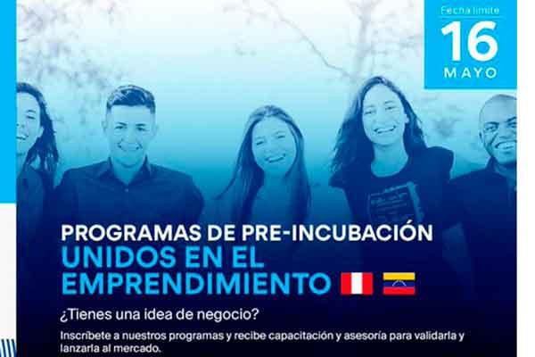 emprendimientos venezolanos peruanosuniversidad pacífico alemanes