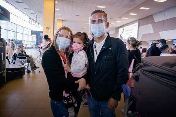 entrar salir venezuela pasaporte vencido
