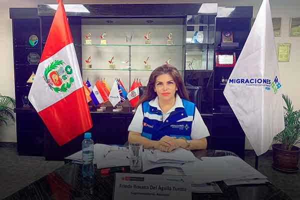 roxana del aguuila migraciones cpp Perú