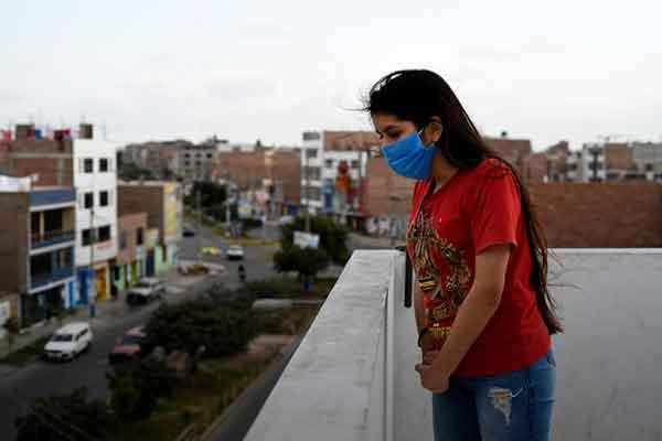 Minsa salud mental venezolanos Perú
