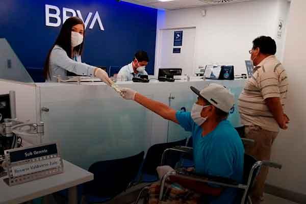 solicitante de refugio cuenta bancaria Perú