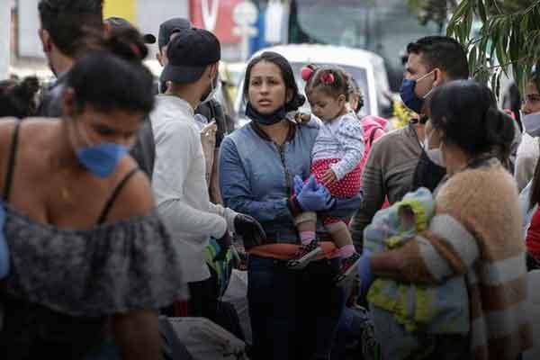regularizacion migratoria venezolanos Perú