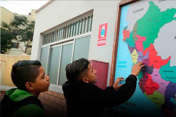 calidad humanitaria niños venezolanos Perú
