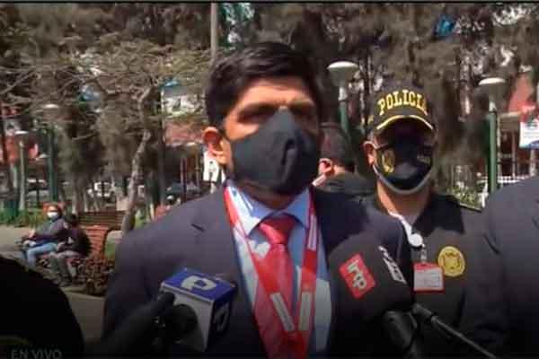 Plan expulsión venezolanos Perú
