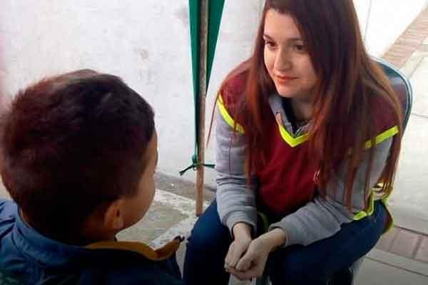 psicologos venezolanos Peru colegio