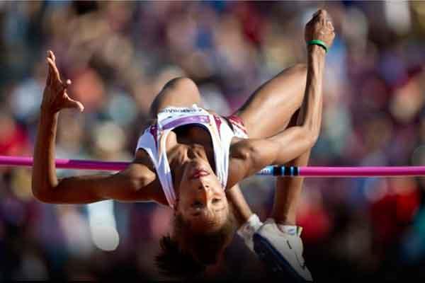 Yulimar Rojas medalla oro