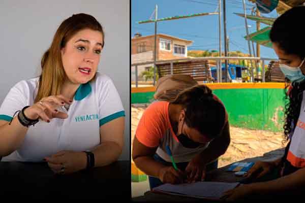 cesta tickets venezolanos Perú vulnerabilidad