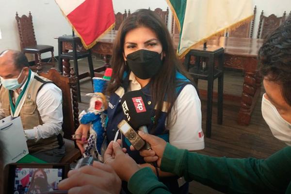 superintendenta de migraciones venezolanos Perú
