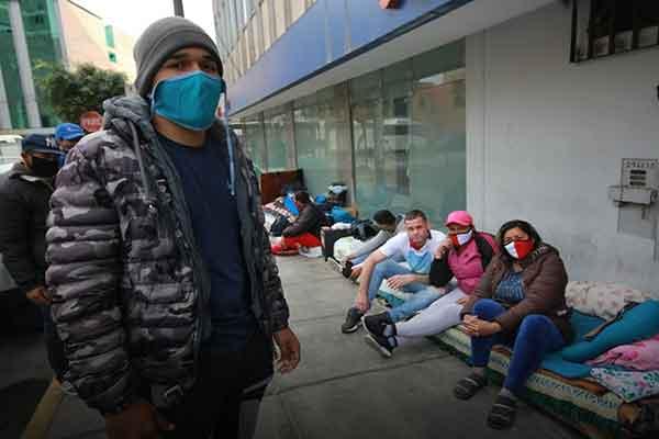 venezolanos Perú migraciones papeles documentos