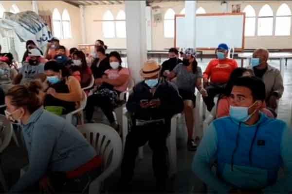 Trujillo asesoría migratoria venezolanos Perú