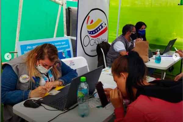 jornadas asesoria migratoria gratuita venezolanos en Perú