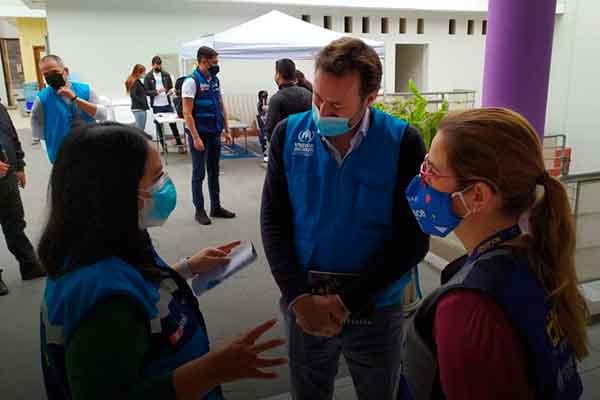 migraciones exoneración multas venezolanos Perú