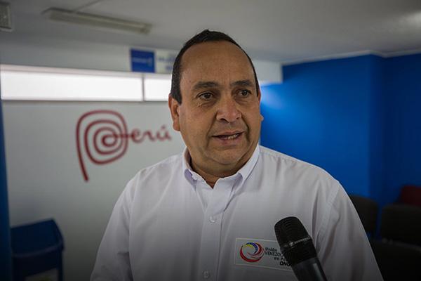 multas venezolanos Perú migraciones oscar Perez