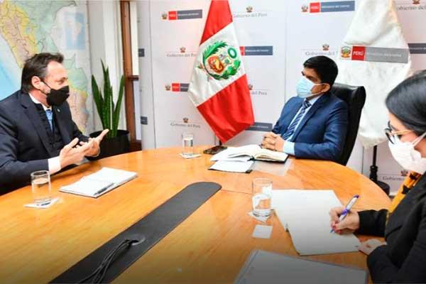 Gobierno peruano Venezolanos Perú