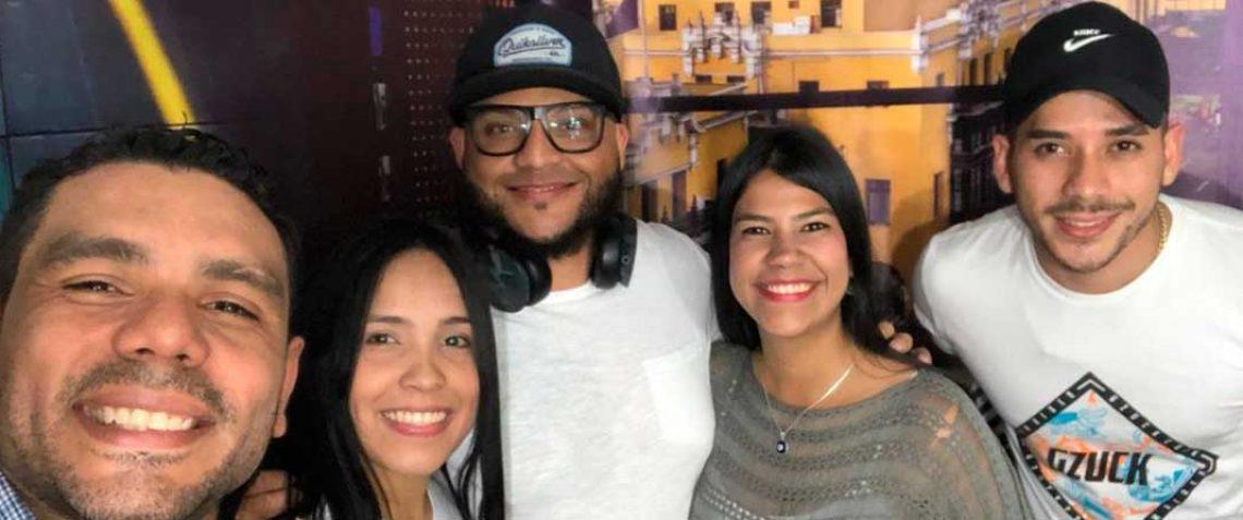 Rostros venezolanos equipo