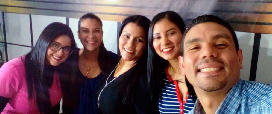 Rostros venezolanos equipo 3